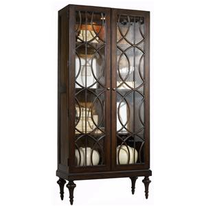 Hooker Furniture Mélange Adaira Display Cabinet