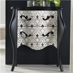 Hooker Furniture Mélange Black and White Accent Chest
