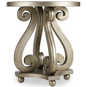 Hooker Furniture Mélange Luna Accent Table
