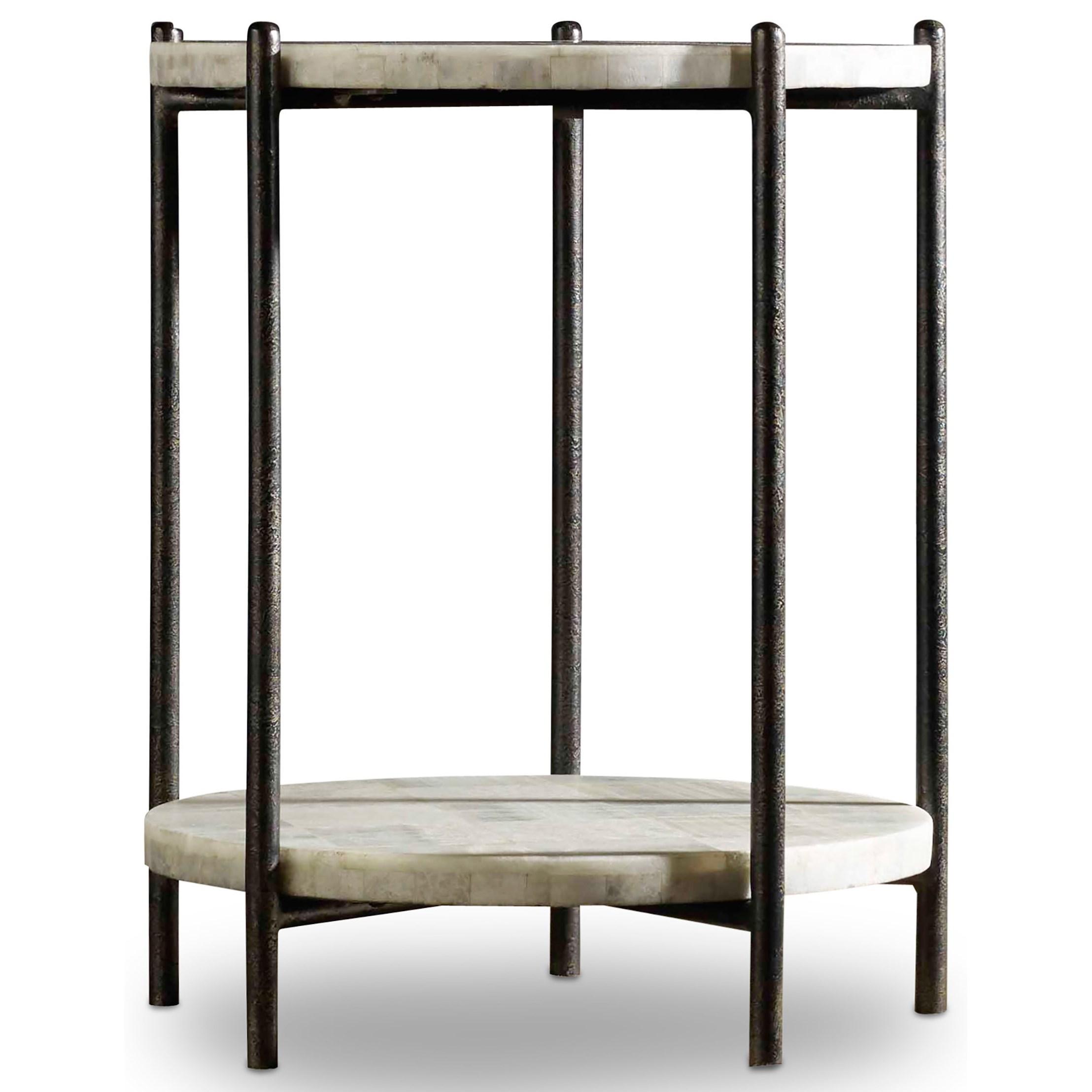 Mélange Blythe Accent Table by Hooker Furniture at Baer's Furniture