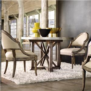 Hooker Furniture Mélange 3 Piece Bentley Dining Set