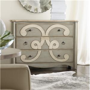 Hooker Furniture Mélange Classique Scroll Chest
