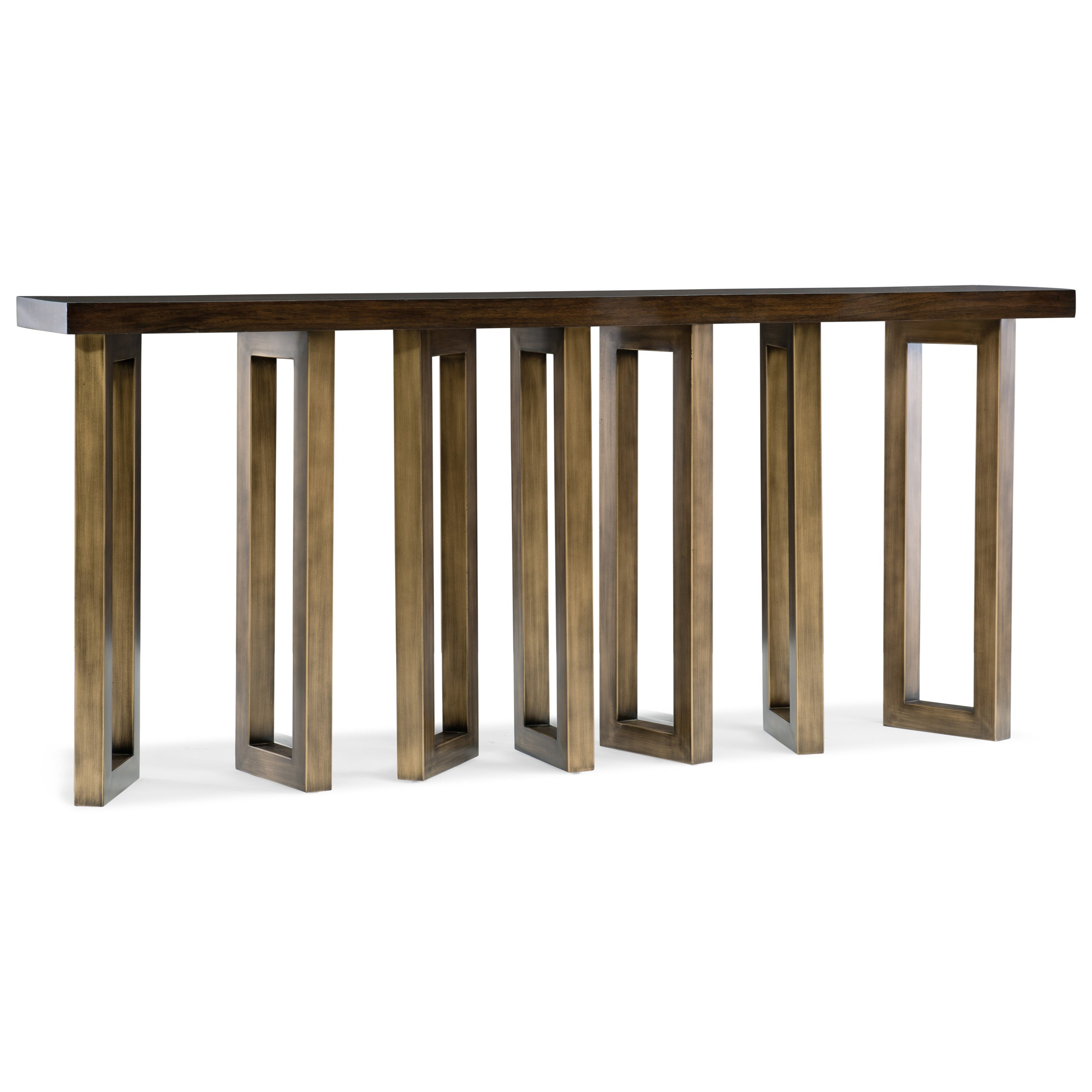 Mélange Connelly Hall Console by Hooker Furniture at Stoney Creek Furniture