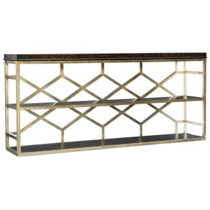 Giles Transitional Console Table