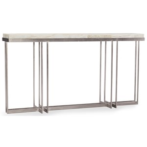 Blaire Console Table with Onyx Top