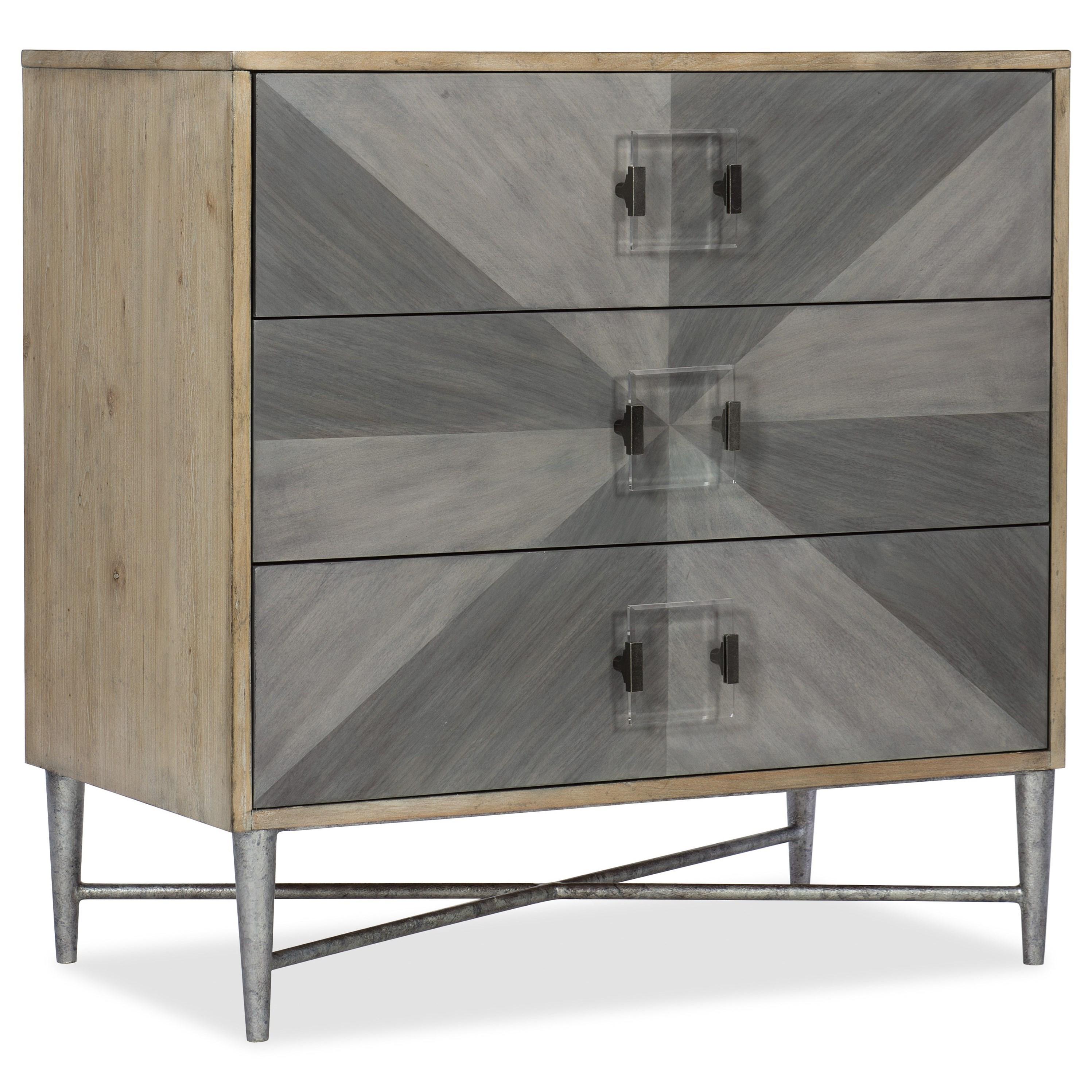Melange Zulu Chest by Hooker Furniture at Baer's Furniture