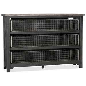 Industrial Talia Chest
