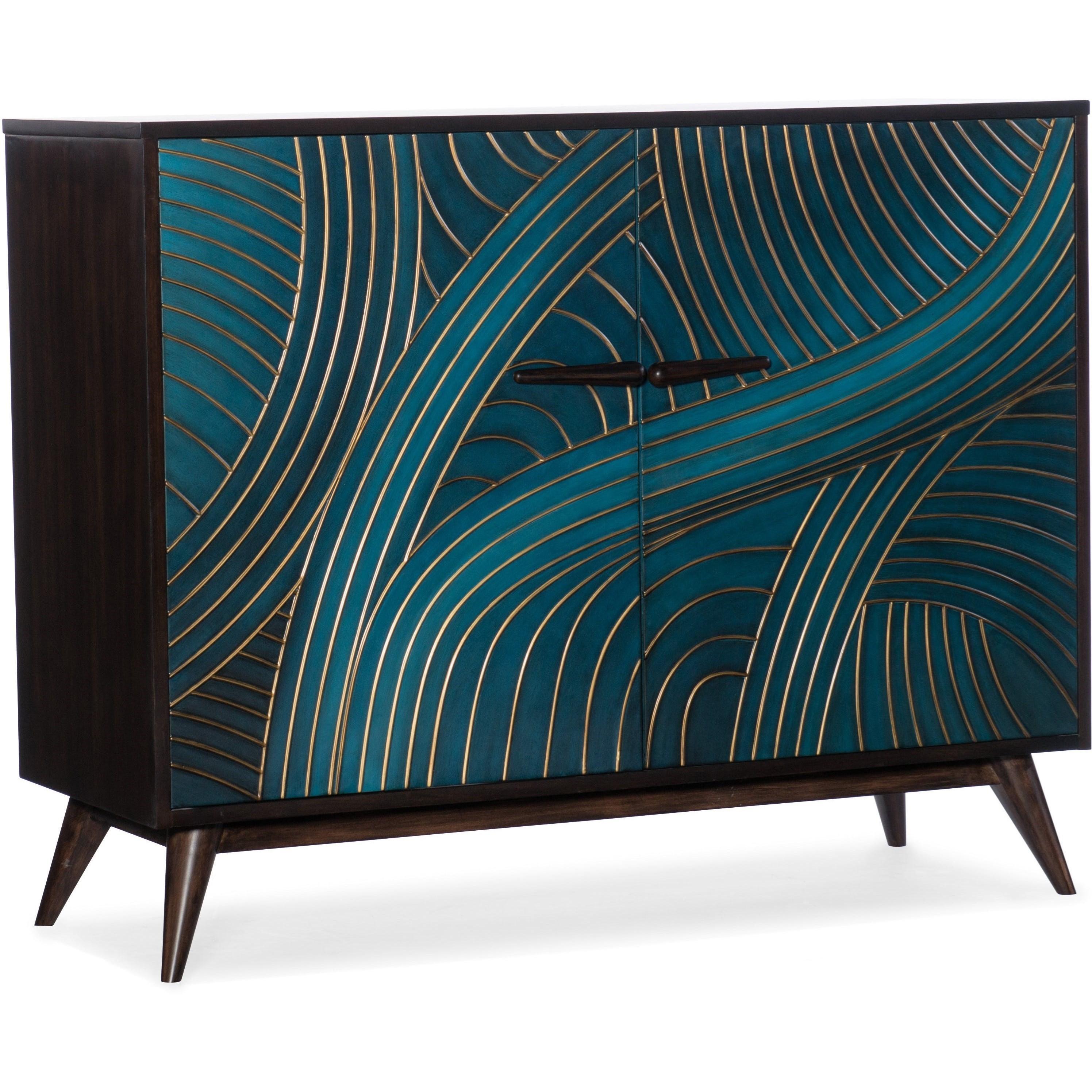 Melange Accent Chest by Hooker Furniture at Baer's Furniture