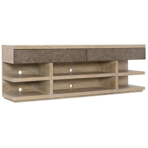 Salton Entertainment Console with Cord Management