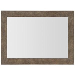 Costa Mesa Leather Mirror