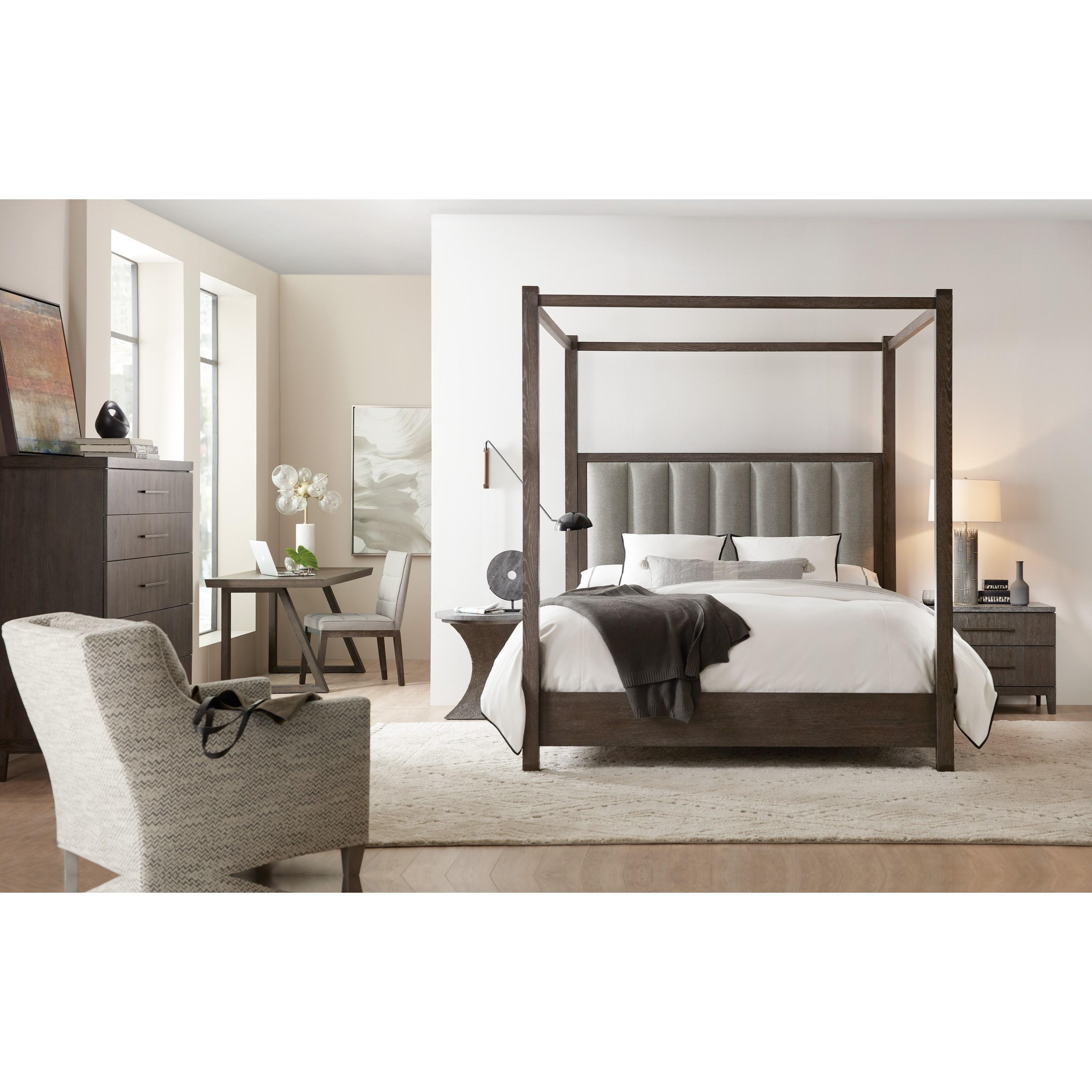 Miramar Aventura Queen Bedroom Group at Williams & Kay