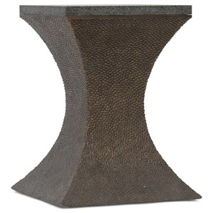 Salinas Martini Table with Stone Veneer Top