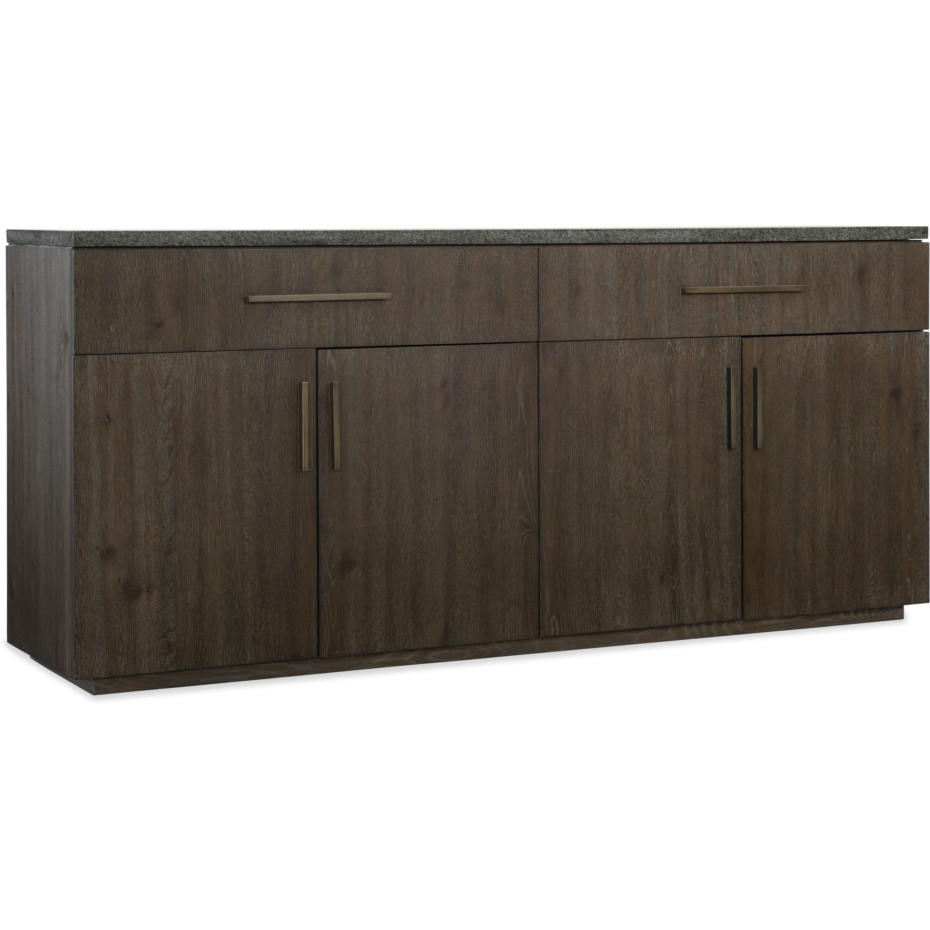 Miramar Aventura Maricopa Buffet by Hooker Furniture at Miller Waldrop Furniture and Decor