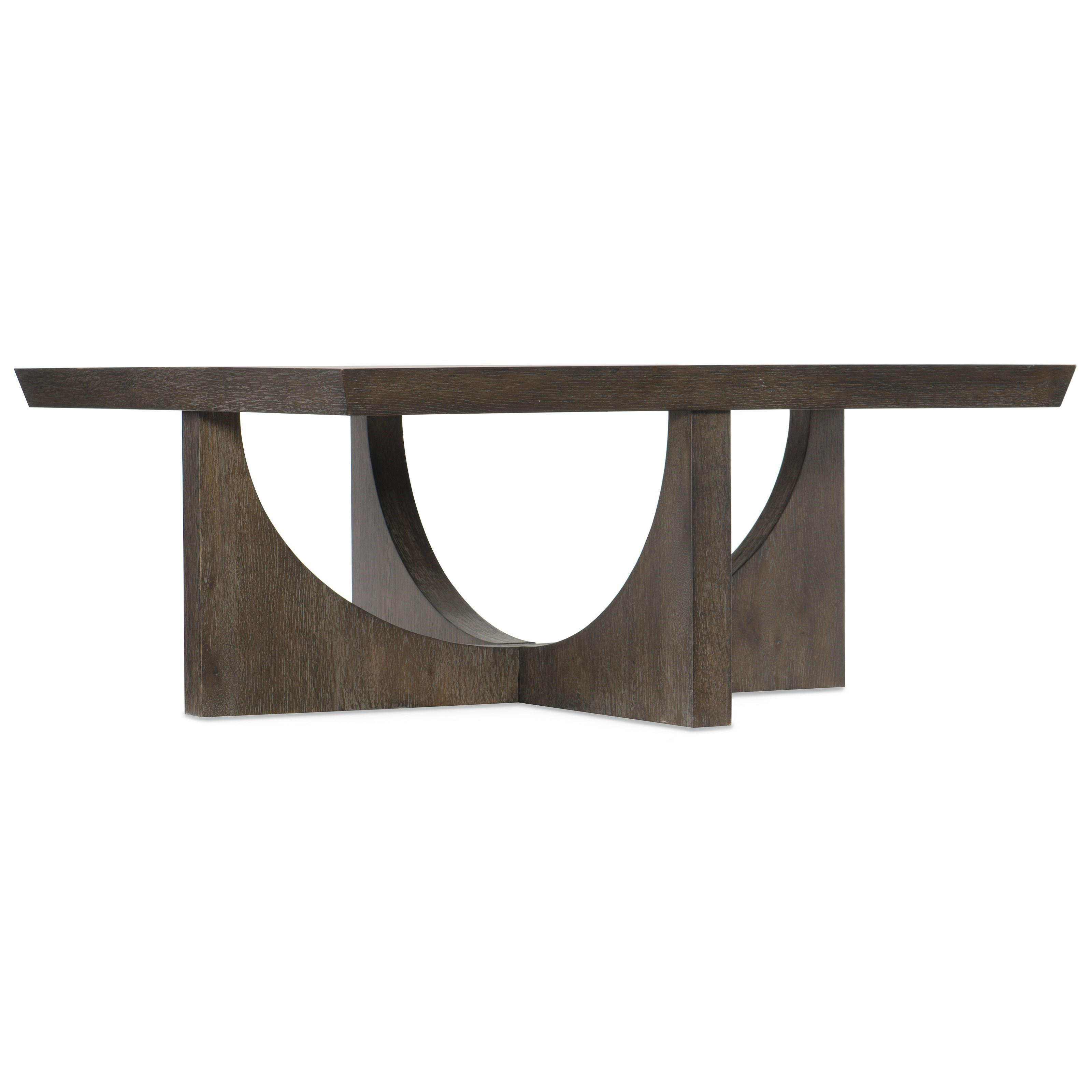 Miramar Aventura Tomasso Square Cocktail Table by Hooker Furniture at Zak's Home