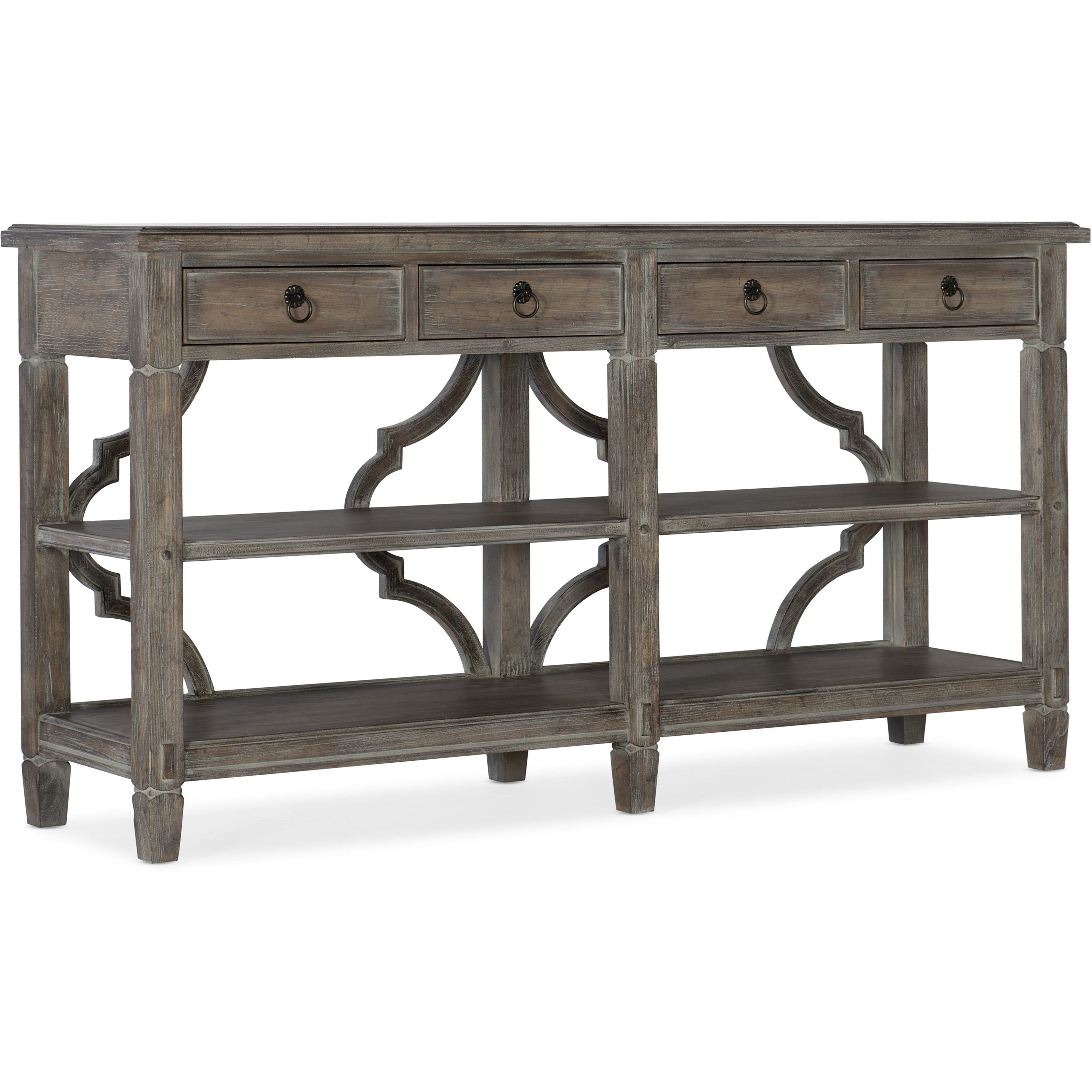 Modele Console Table by Hooker Furniture at Miller Waldrop Furniture and Decor