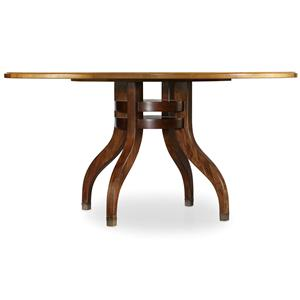 Hooker Furniture Palisade 60 Inch Round Dining Table