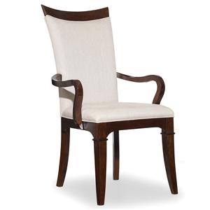 Hooker Furniture Palisade Upholstered Arm Chair