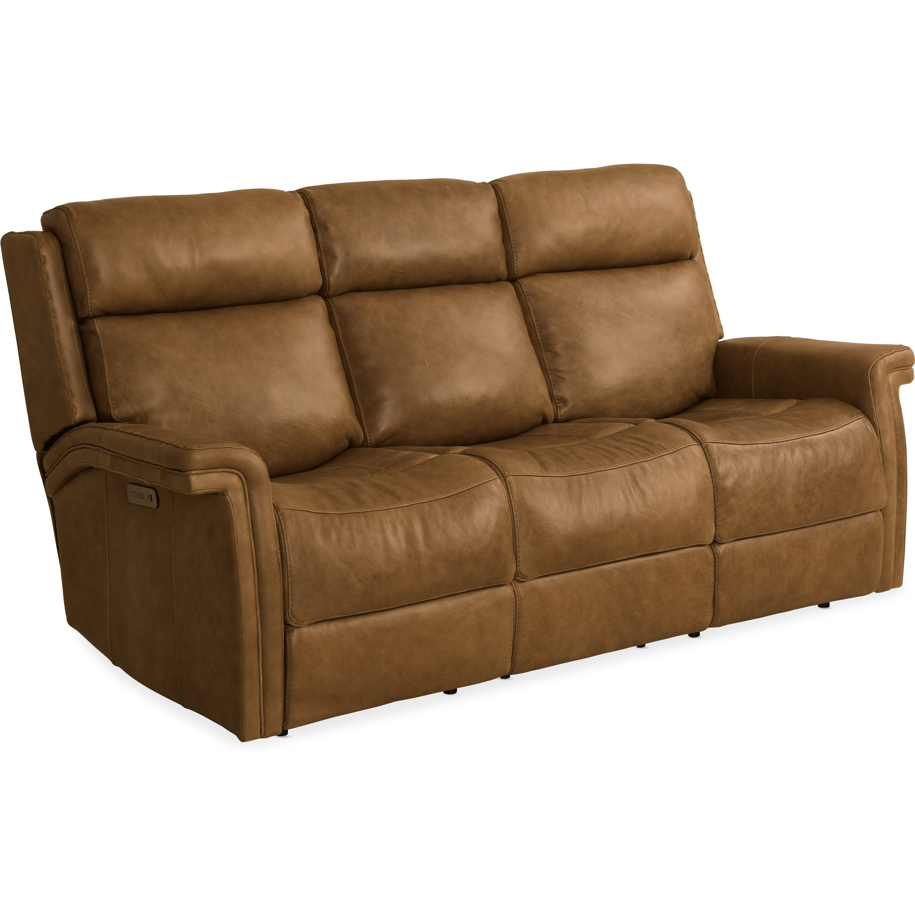 Poise Motion Sofa by Hooker Furniture at Miller Waldrop Furniture and Decor