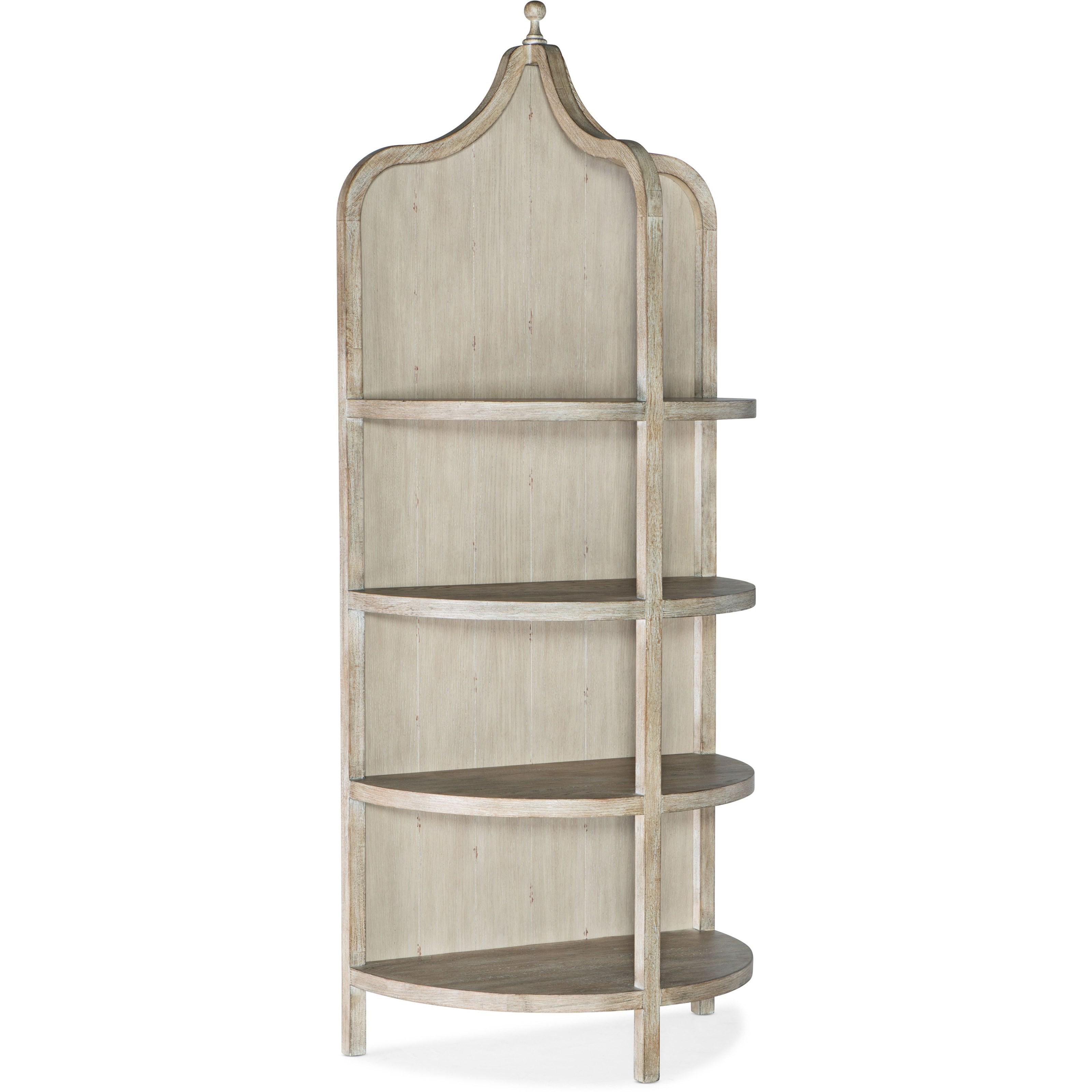 Repose Bookcase by Hooker Furniture at Jacksonville Furniture Mart