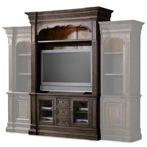 Hooker Furniture Rhapsody Two Piece Wall Unit