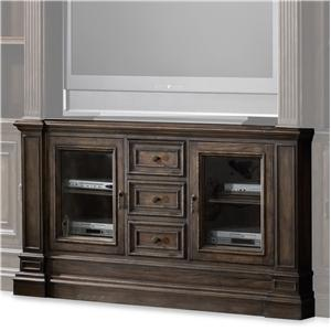 "Hooker Furniture Rhapsody 68"" Entertainment Console"