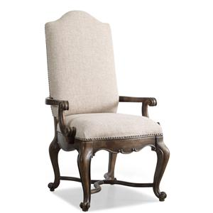 Hooker Furniture Rhapsody Upholstered Arm Chair