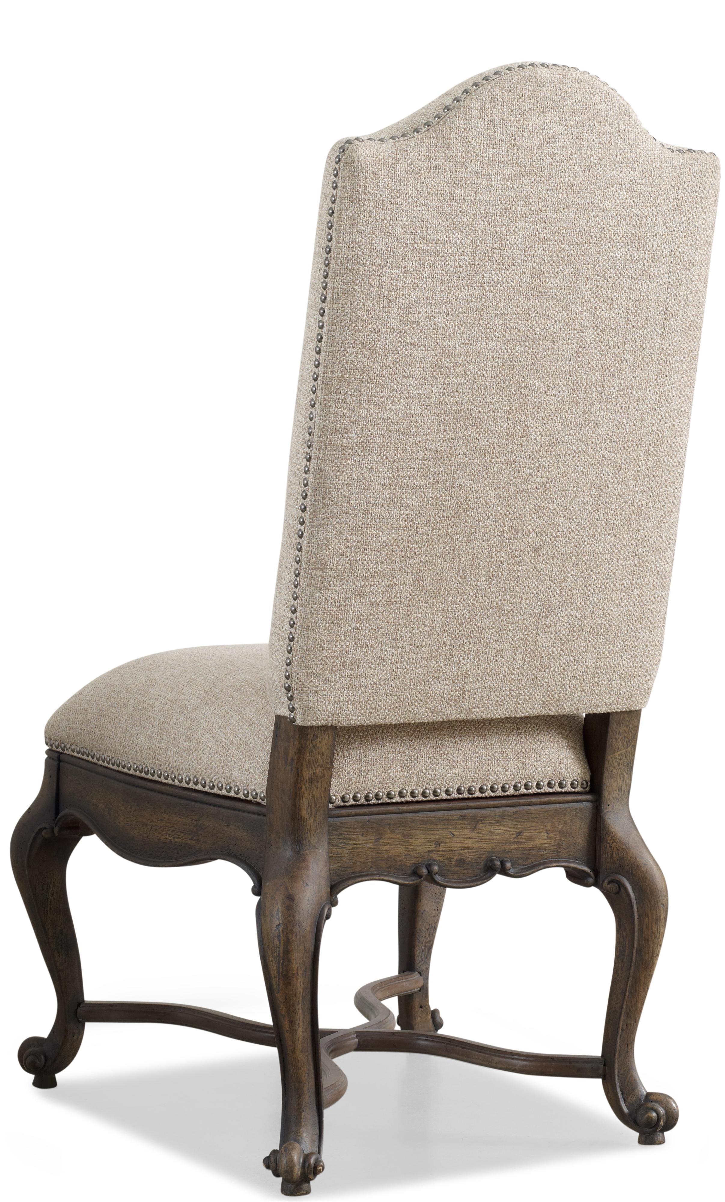 Rhapsody Upholstered Side Chair by Hooker Furniture at Alison Craig Home Furnishings