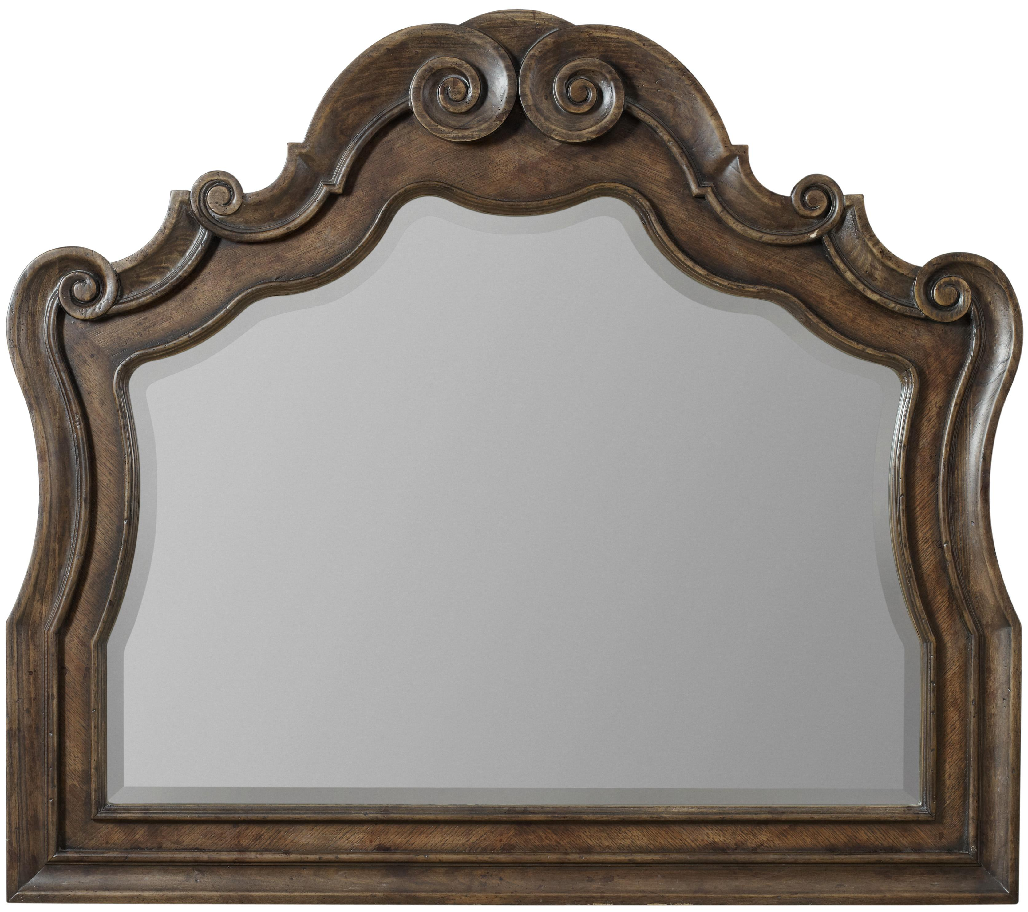 Rhapsody Mirror by Hooker Furniture at Stoney Creek Furniture