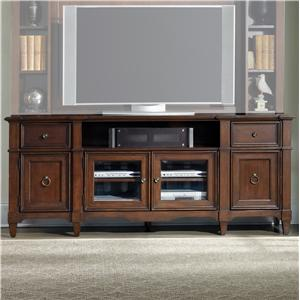 Hooker Furniture Riley Riley Entertainment Console