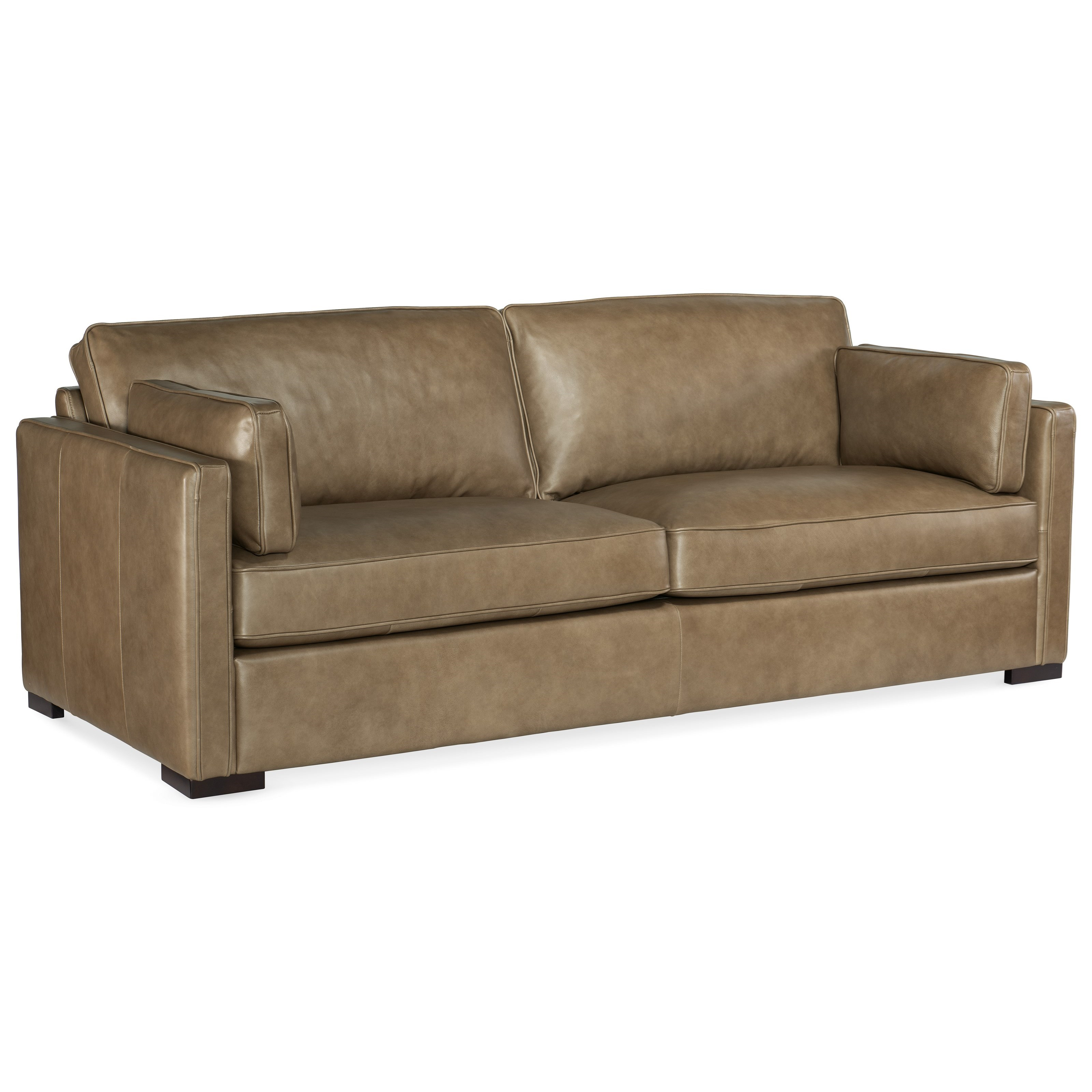 Romiah Stationary Sofa by Hooker Furniture at Baer's Furniture