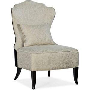 Belle Fleur Slipper Chair
