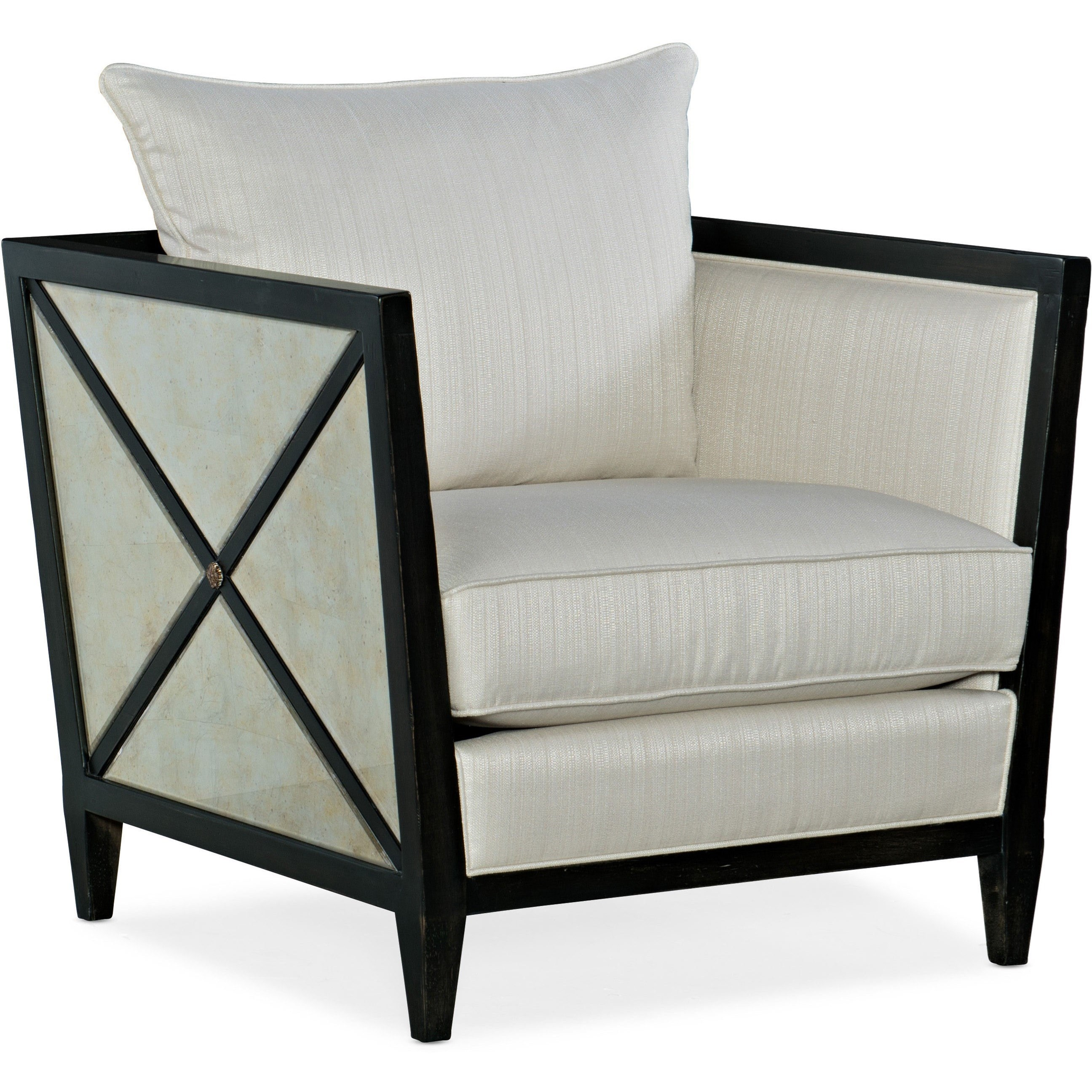 Sanctuary Joli Lounge Chair by Hooker Furniture at Baer's Furniture