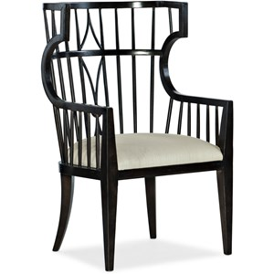 Couture Host Chair