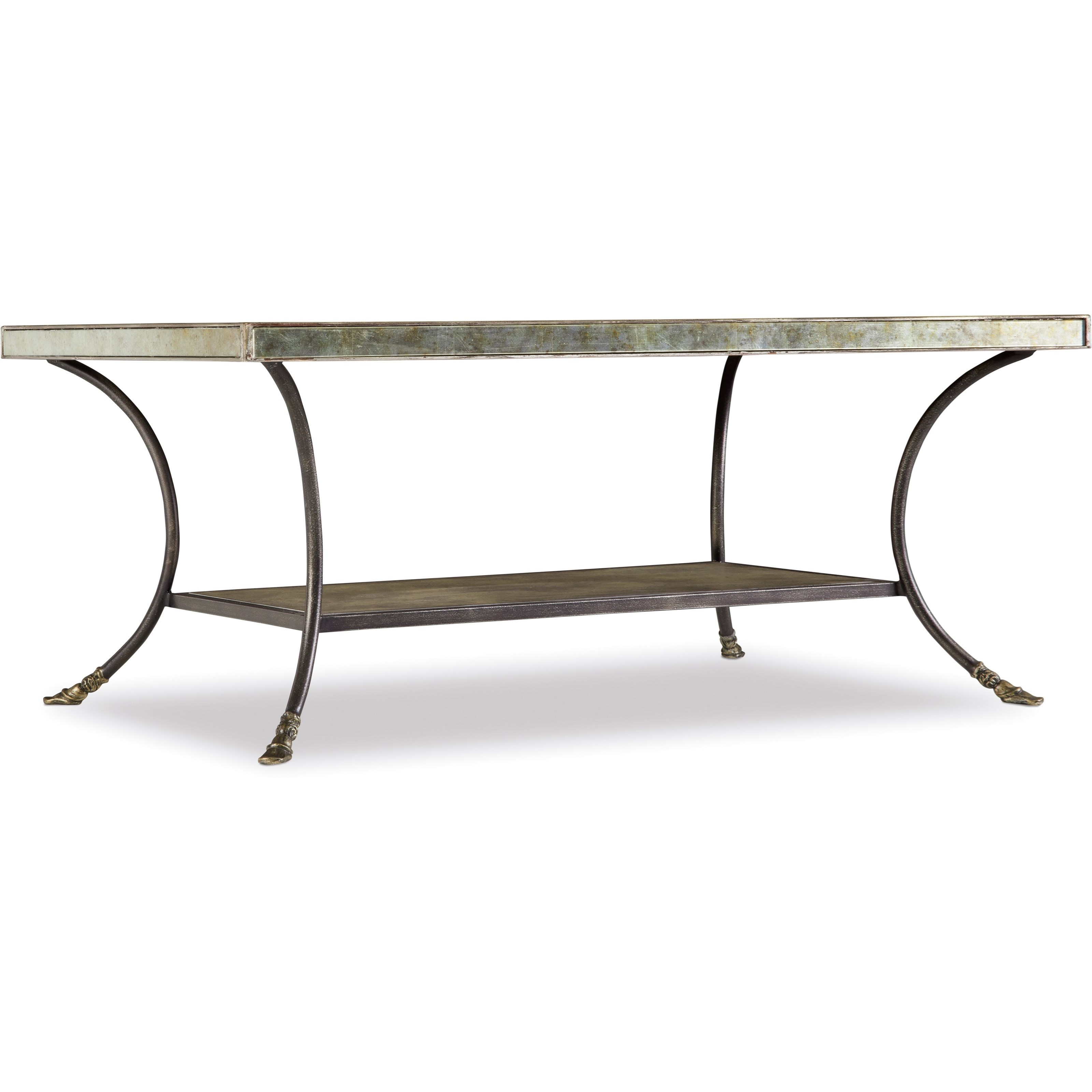 Sanctuary Lisette Cocktail Table by Hooker Furniture at Baer's Furniture
