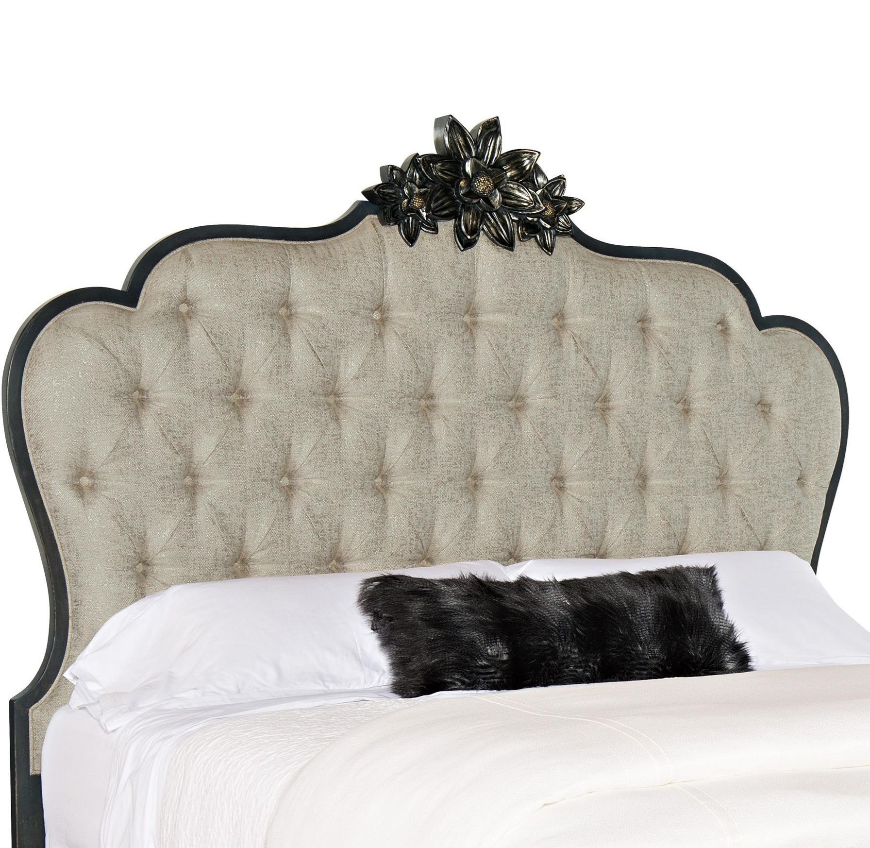 Sanctuary Collette King-California King Head by Hooker Furniture at Zak's Home