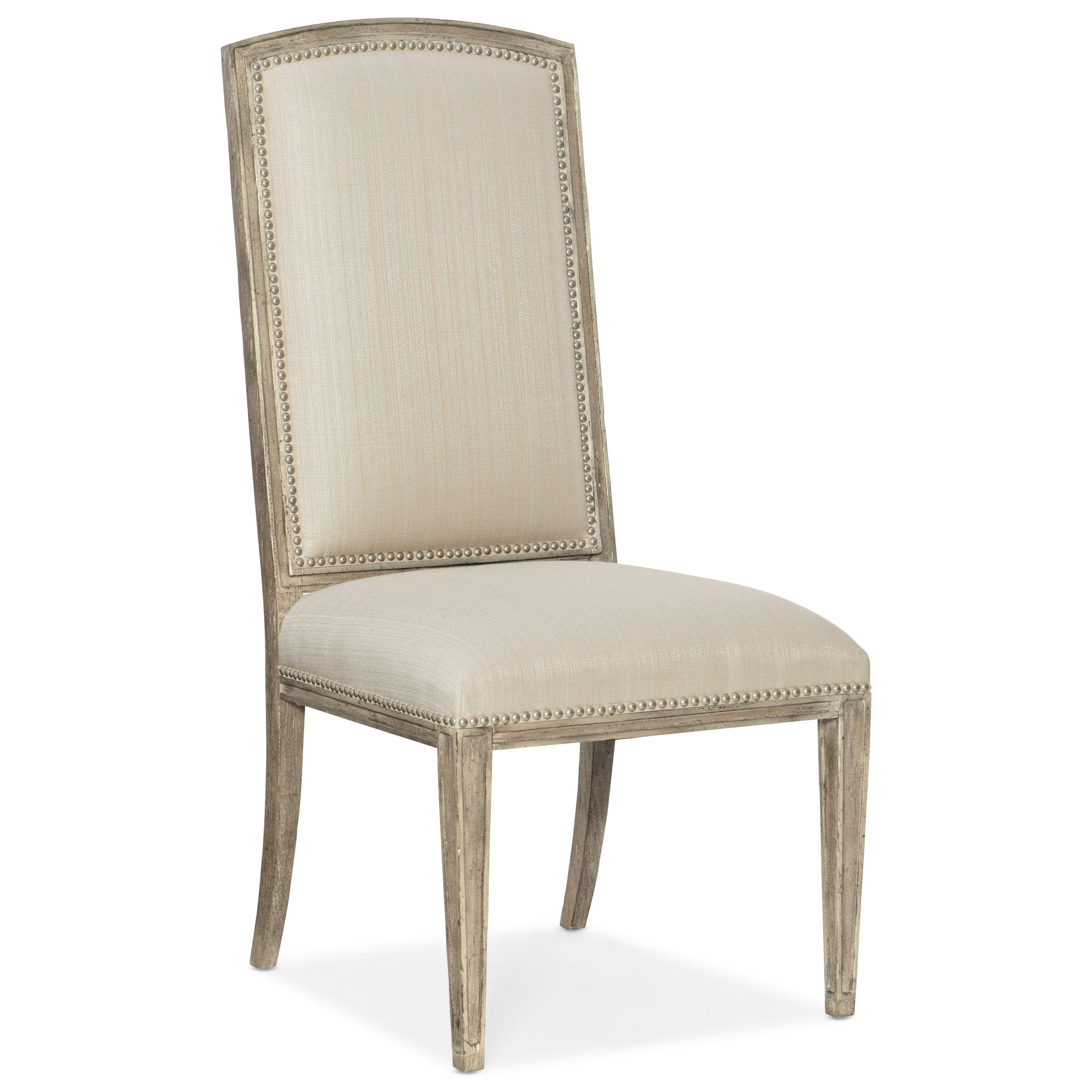 Sanctuary Cambre Side Chair by Hooker Furniture at Miller Waldrop Furniture and Decor