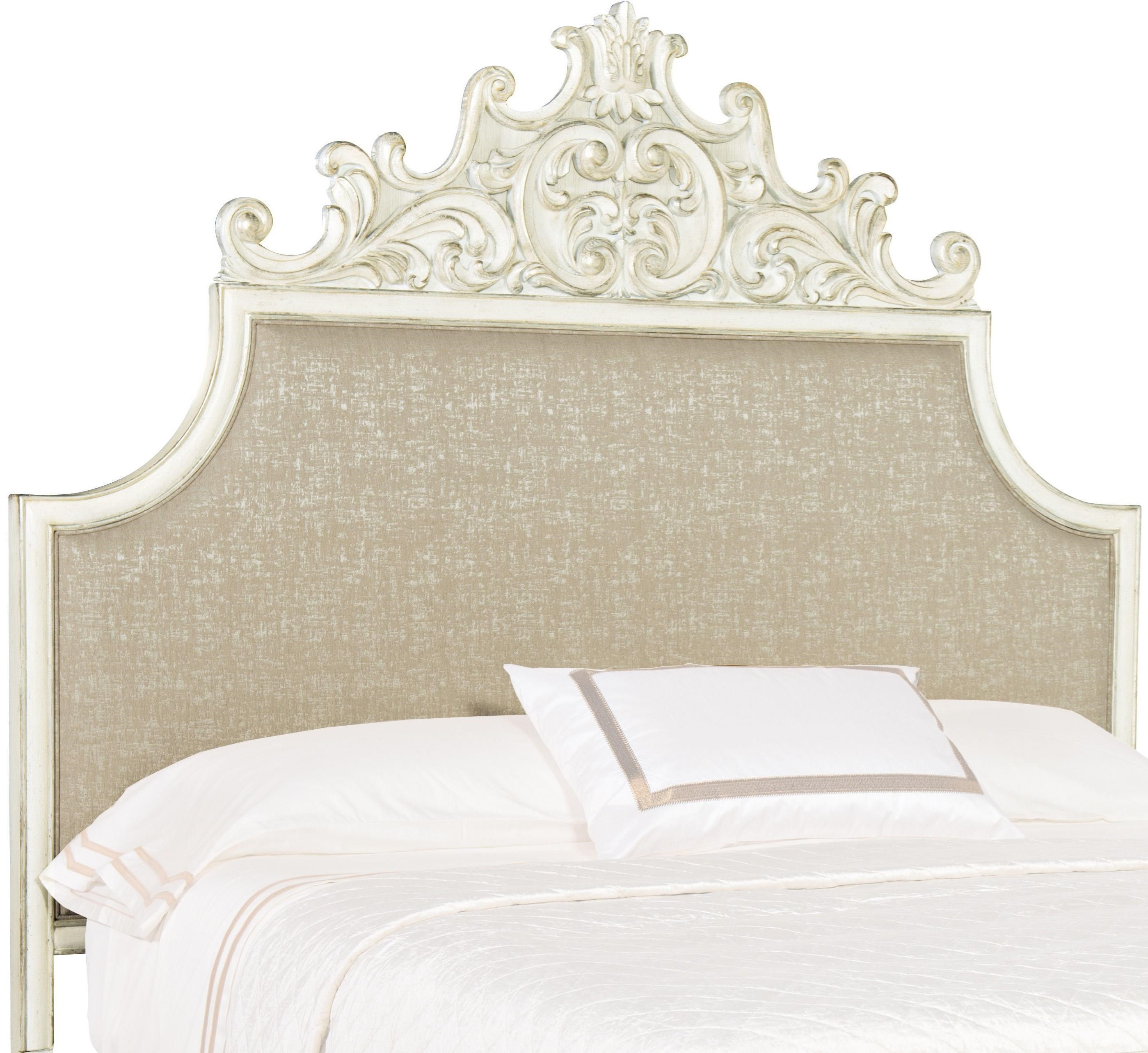 Sanctuary Anastasie Queen Upholstered Headboard by Hooker Furniture at Miller Waldrop Furniture and Decor