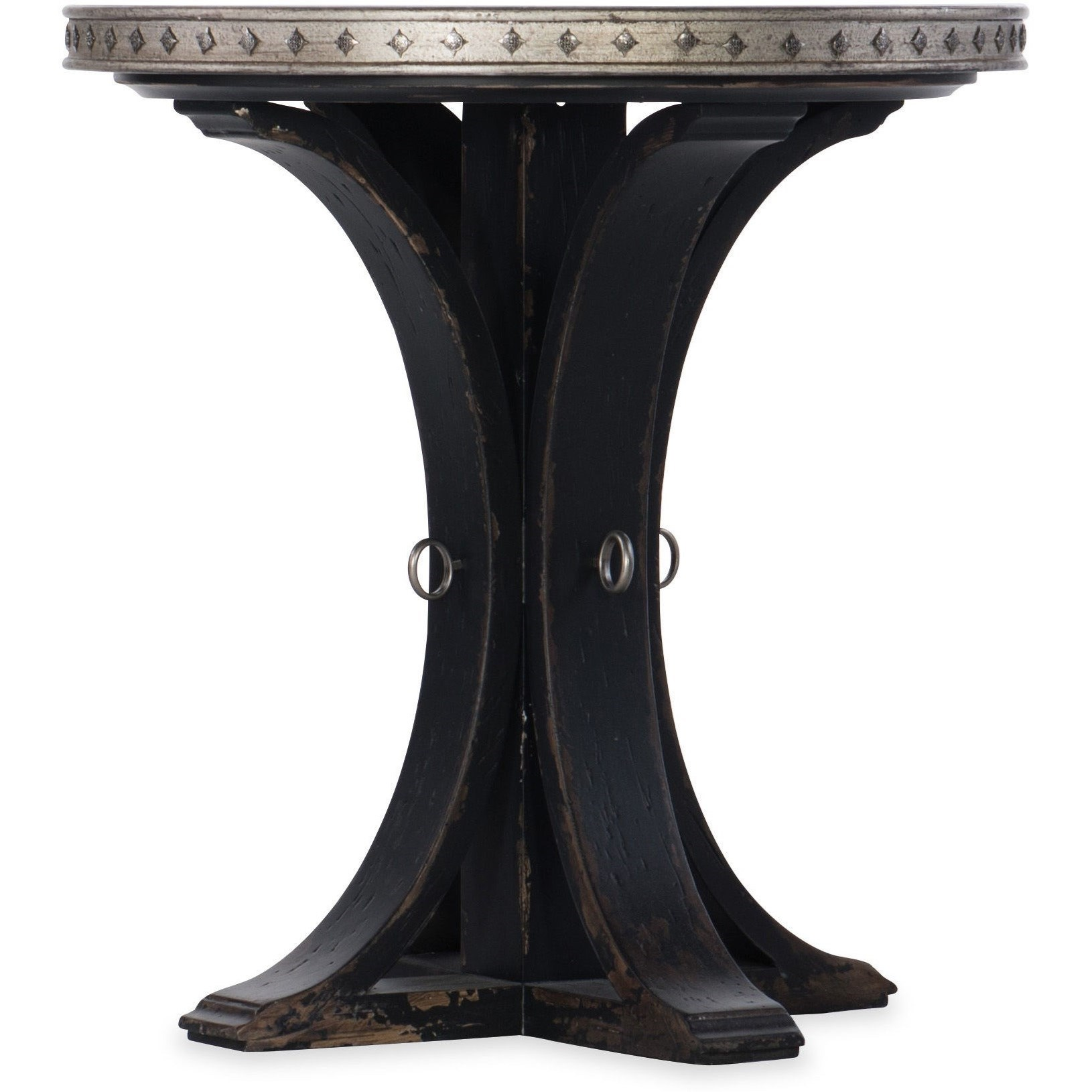 Sanctuary French 75 Champagne Table by Hooker Furniture at Baer's Furniture