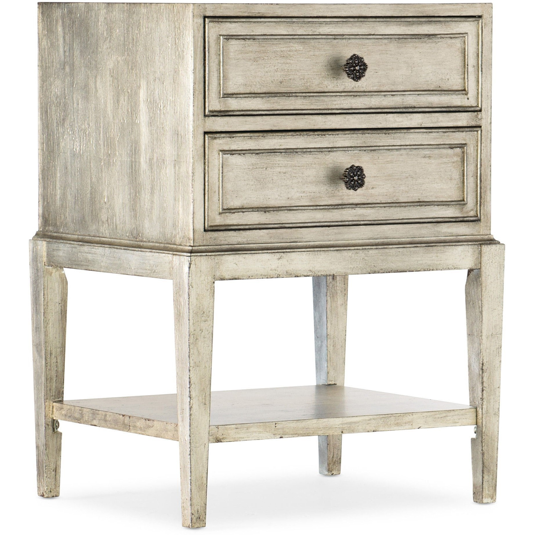 Sanctuary Petit Bijou Telephone Table by Hooker Furniture at Alison Craig Home Furnishings