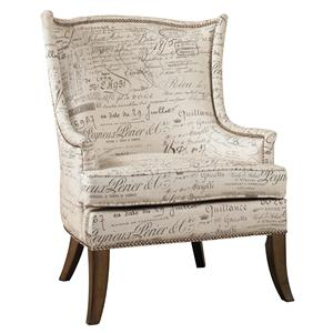 Hooker Furniture Sanctuary Paris Accent Chair