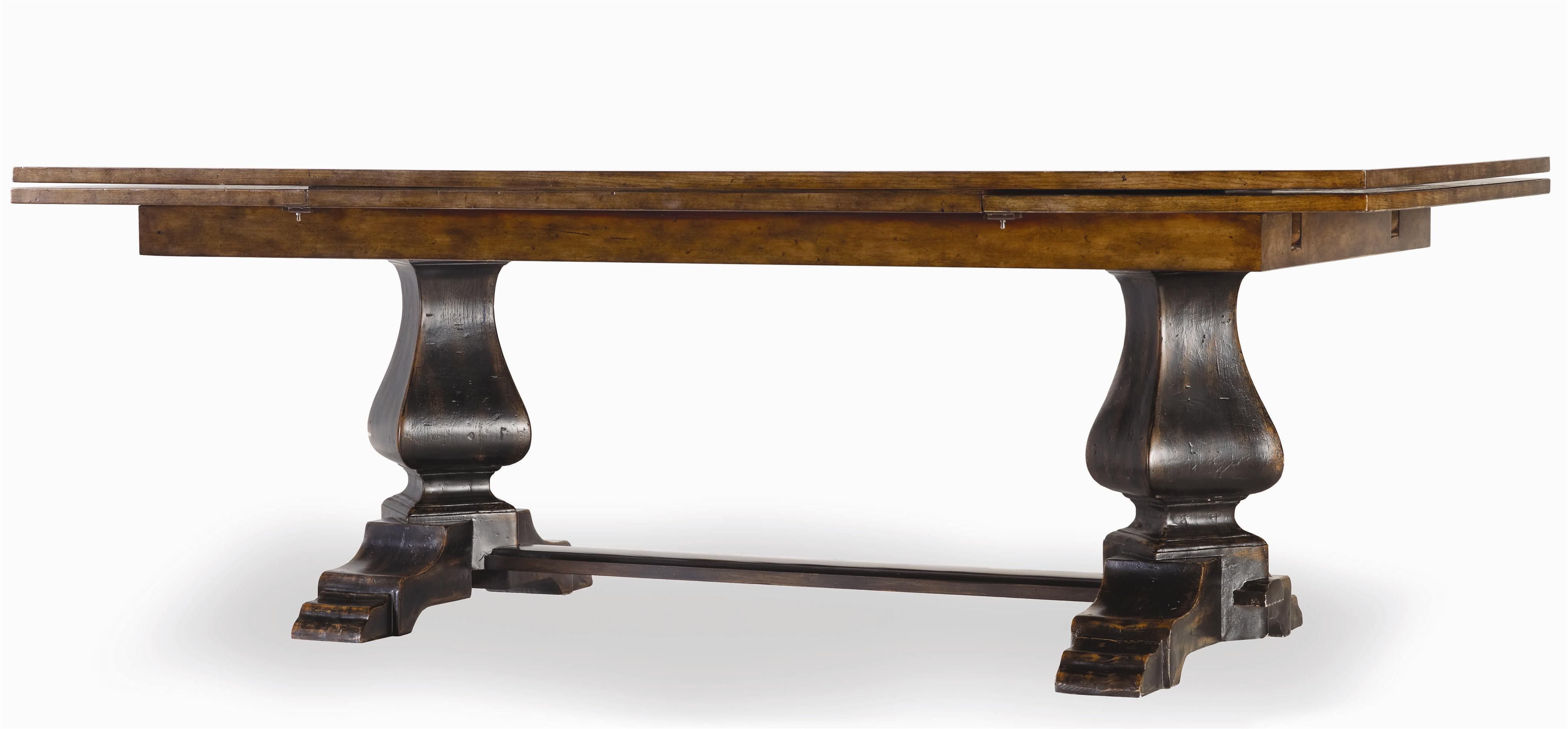 Sanctuary Refectory Table by Hooker Furniture at Baer's Furniture