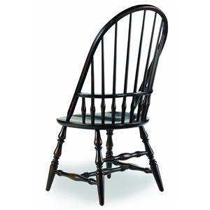 Hooker Furniture Sanctuary Windsor Side Chair