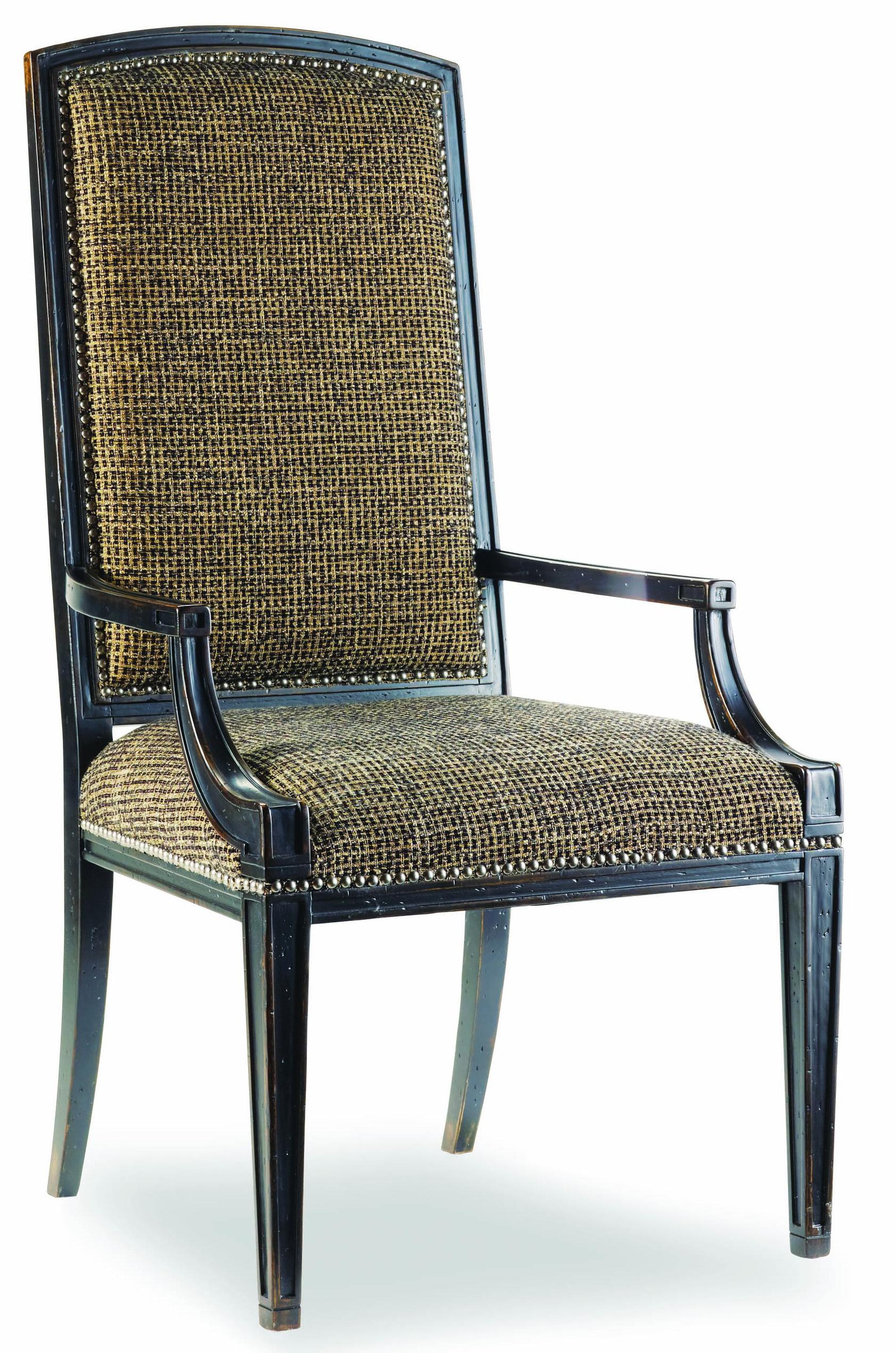 Sanctuary Mirage Arm Chair by Hooker Furniture at Baer's Furniture