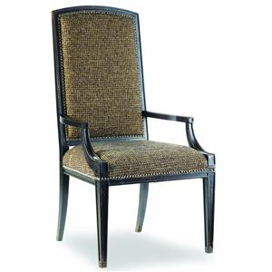Hooker Furniture Sanctuary Mirage Arm Chair