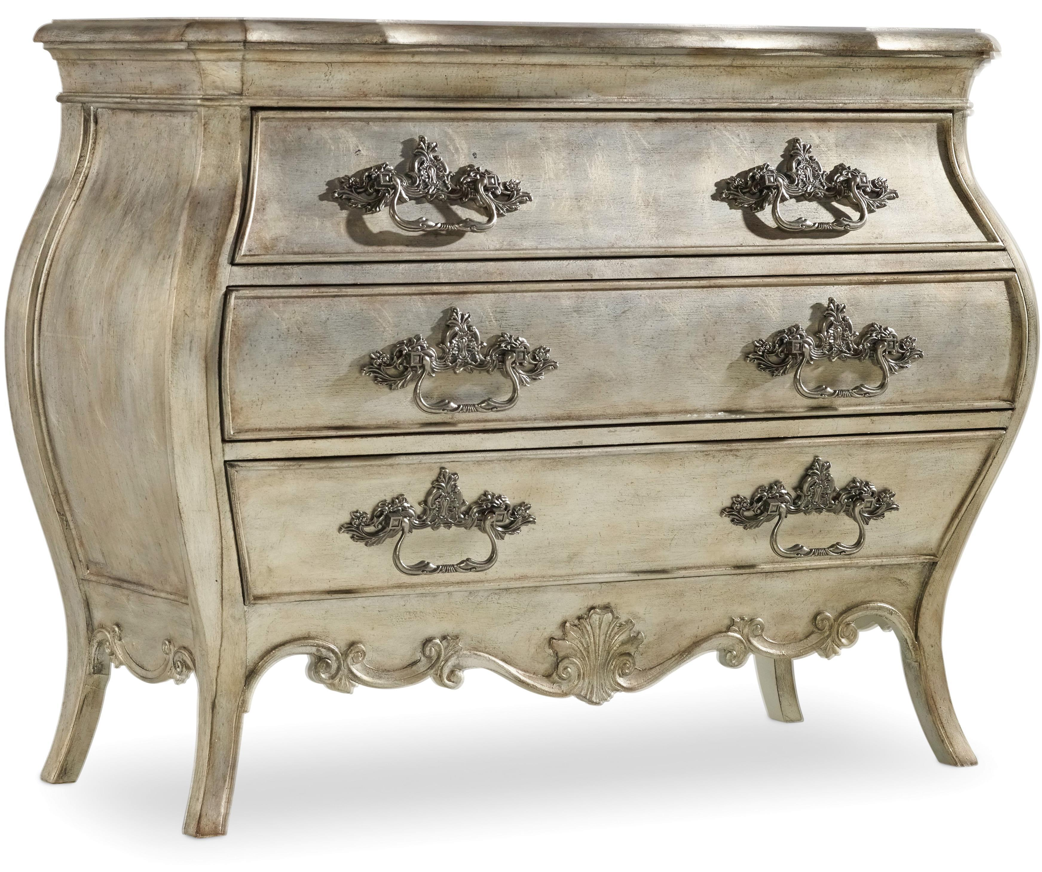 Sanctuary Bachelors Chest by Hooker Furniture at Miller Waldrop Furniture and Decor