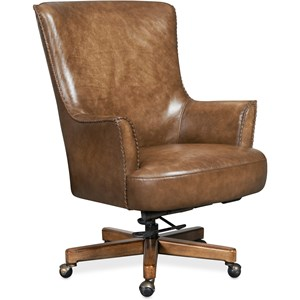 Traditional Executive Swivel Tilt Chair