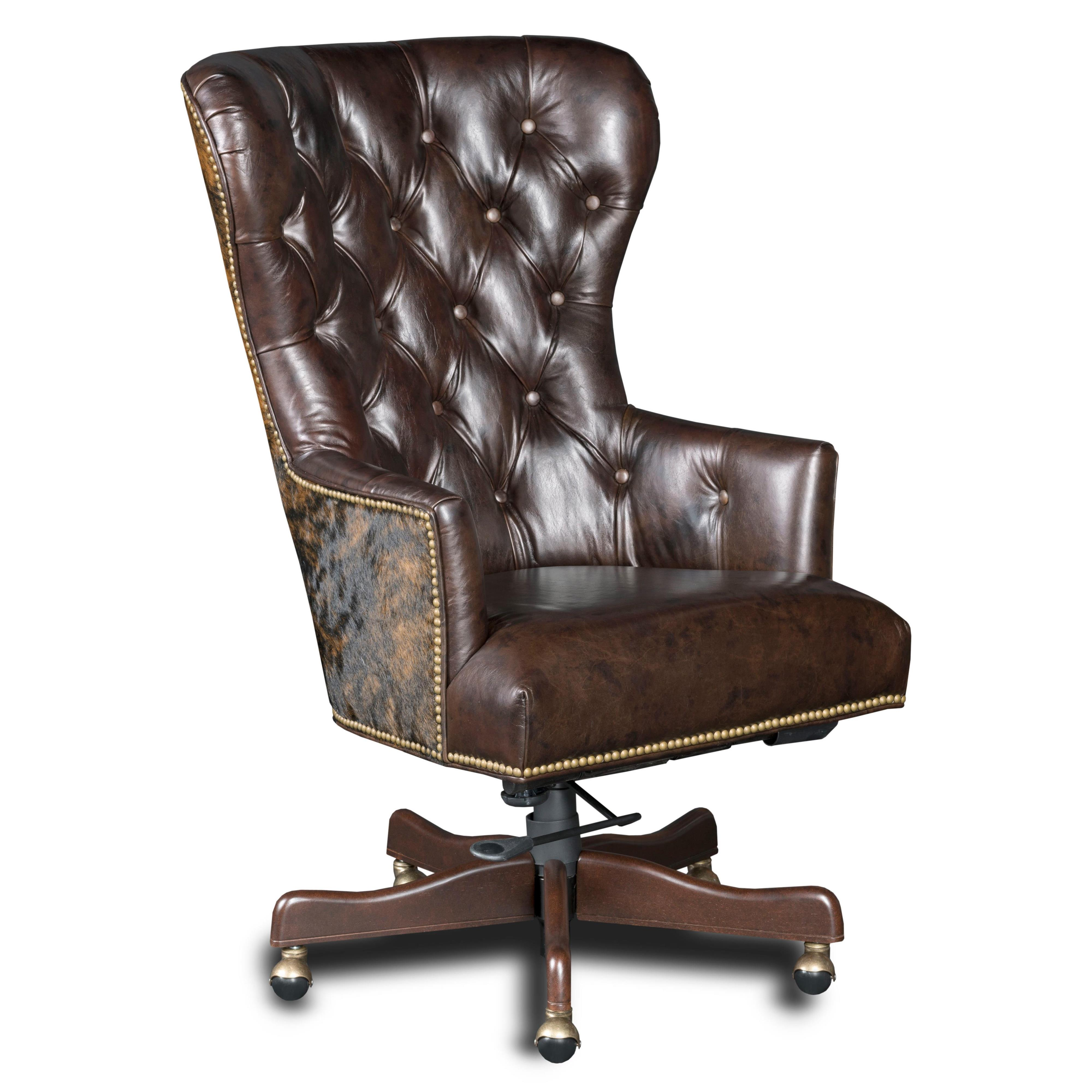 Executive Seating Home Office Chair by Hooker Furniture at Baer's Furniture