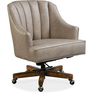Transitional Executive Swivel Tilt Chair