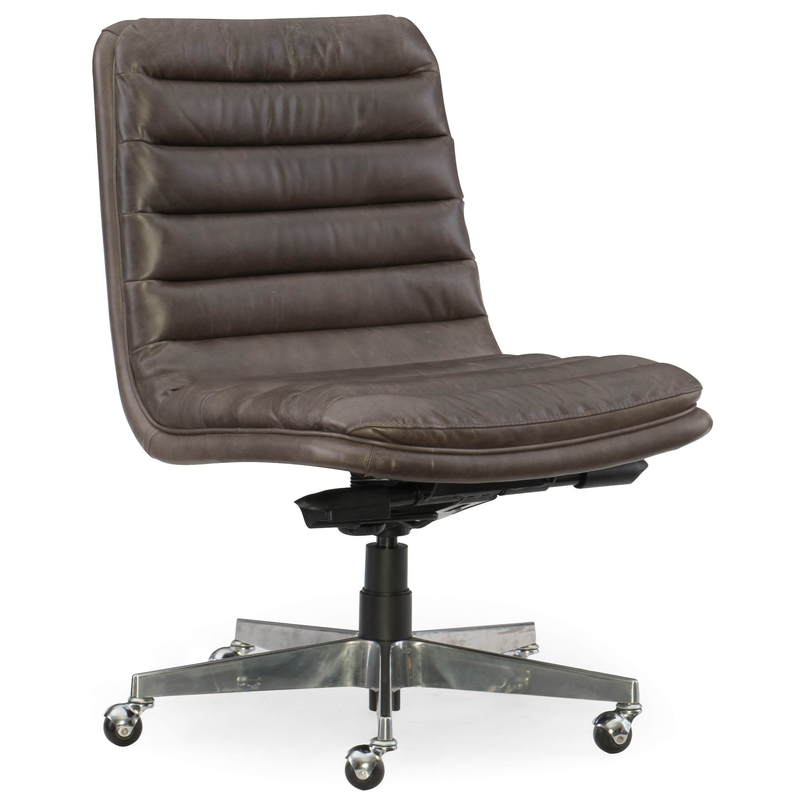 Executive Seating Wyatt Home Office Chair by Hooker Furniture at Baer's Furniture