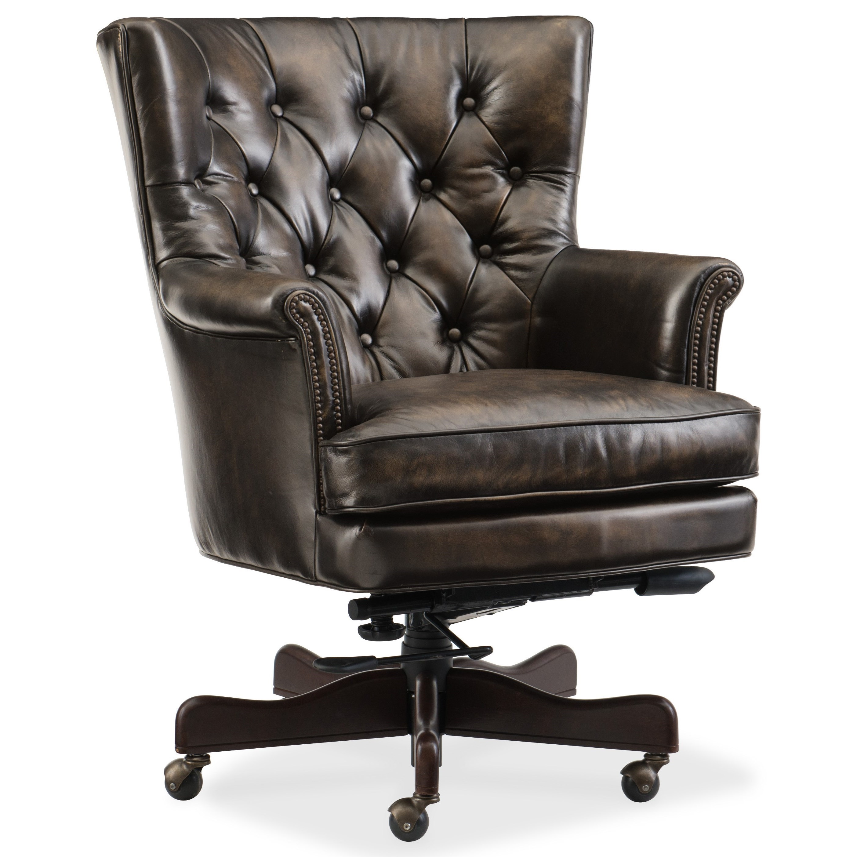 Executive Seating Theodore Home Office Chair by Hooker Furniture at Baer's Furniture